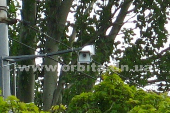 Покровск под наблюдением: в городе устанавливают видеокамеры