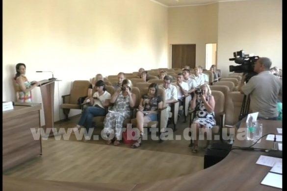 Сессия Покровского городского совета 0.08.2017 (запись трансляции)