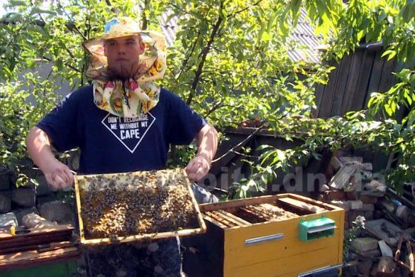 Дима Пальцун - школьник, плененный пчеловодством (HD)