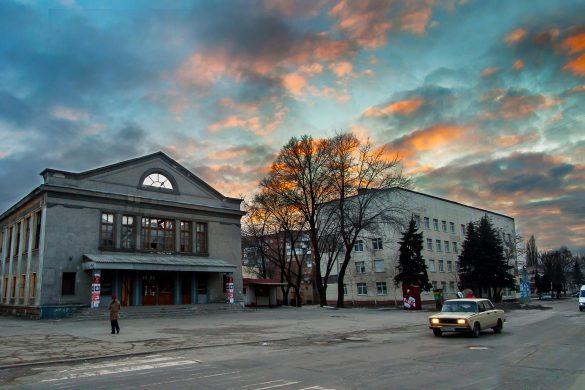 Джерела 2 (м. Покровськ, кінотеатр «Мир») 19.03.2019 HD