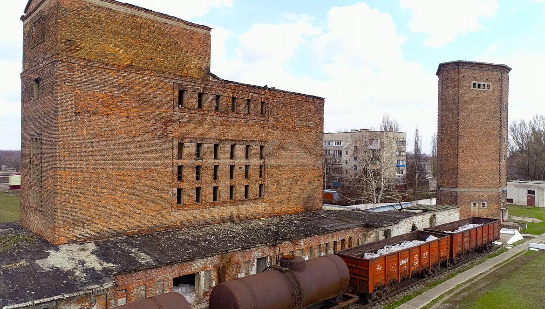 Джерела 2 (м. Покровськ: цікаві об'єкти міста) 26.03.2019