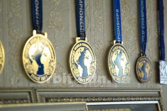 Кікбоксер Антон Артюхов: 11-кратний чемпіон світу виховує майбутніх переможців