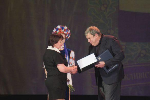 У Палаці культури ШУ «Покровське» вшановували аграріїв всієї Донеччини