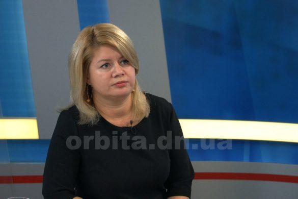 Актуальне інтерв'ю з виконуючою повноваження Покровського міського голови Іриною Сущенко
